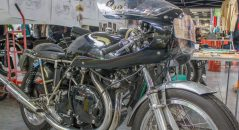 Les motos The Vincent