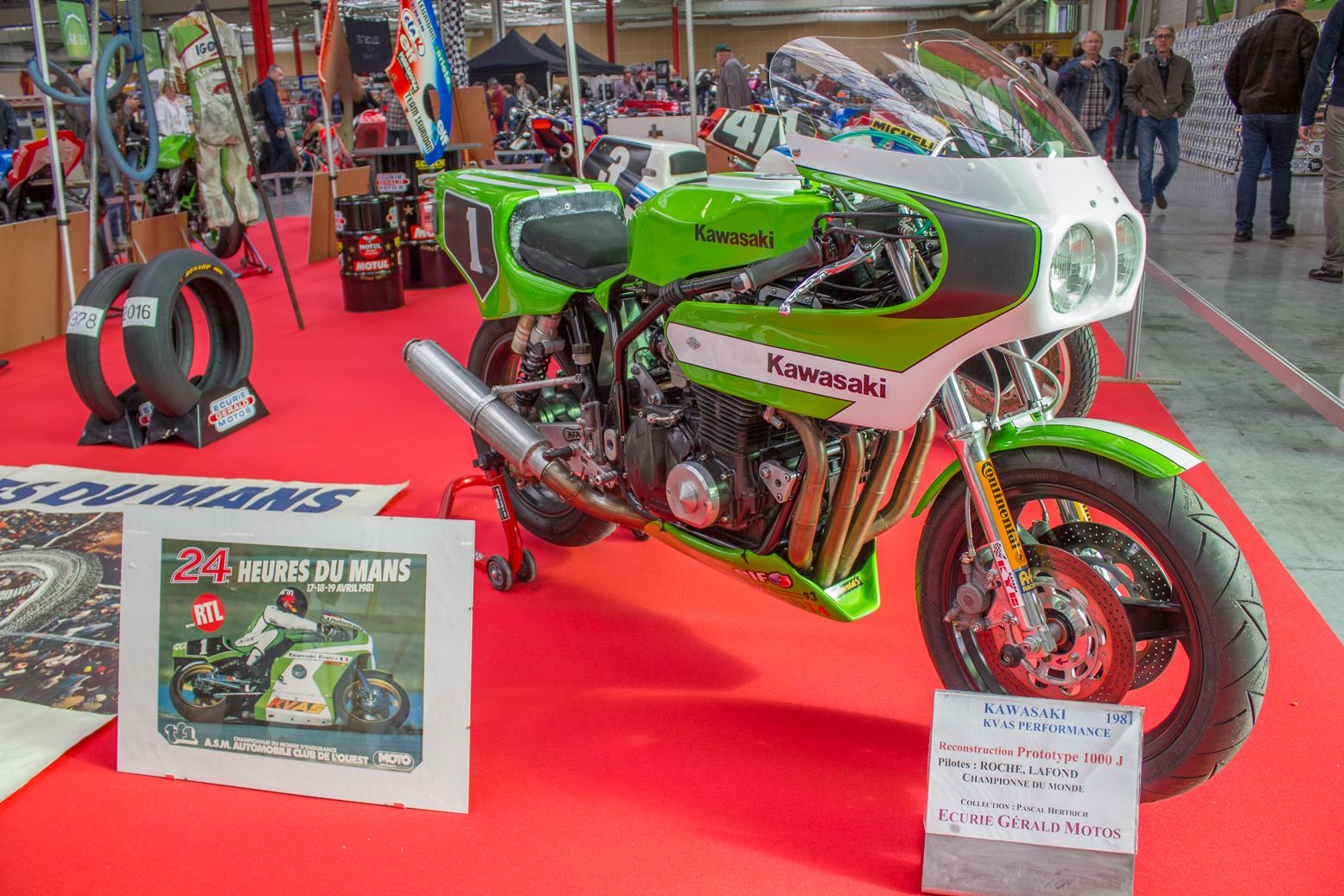 Kawasaki 1000 J