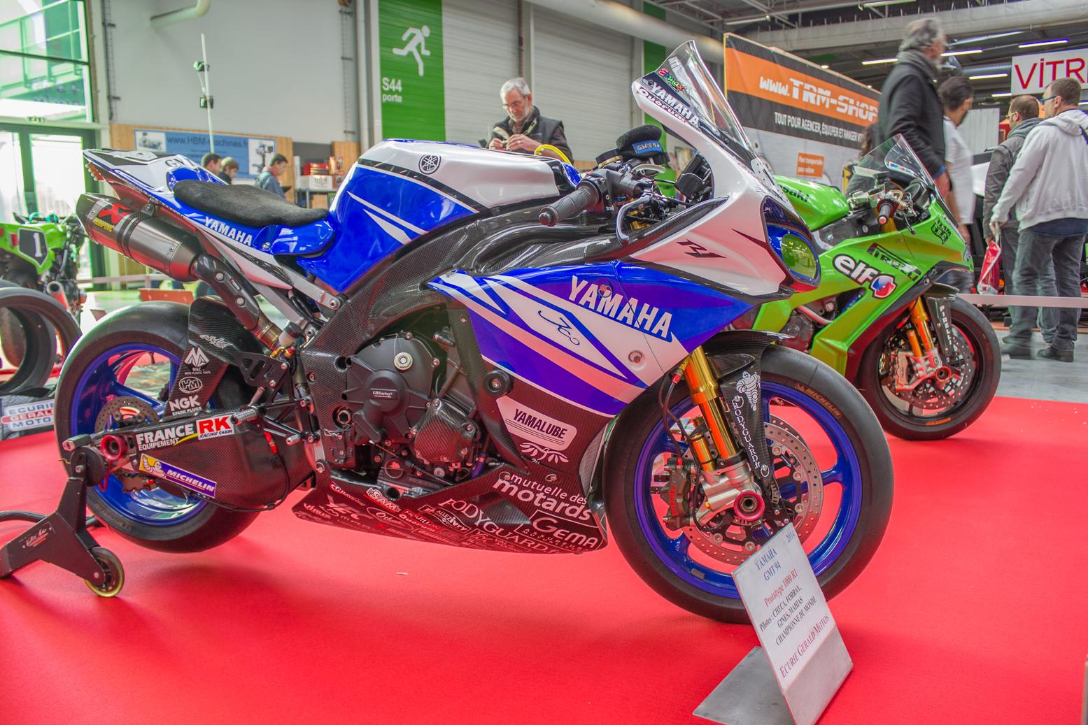 Yamaha R1 du GMT 94