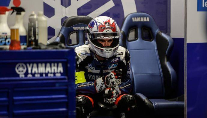 Pour 2017, Axel Maurin se prépare à courir en catégorie FSBK et en endurance