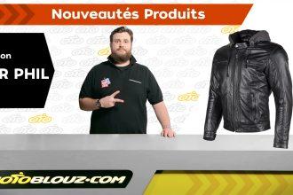 Blouson DXR Phil, présentation en vidéo de ce cuir vintage