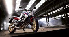 Honda CB 650 F, moto permis A2 bridable à 47 chevaux