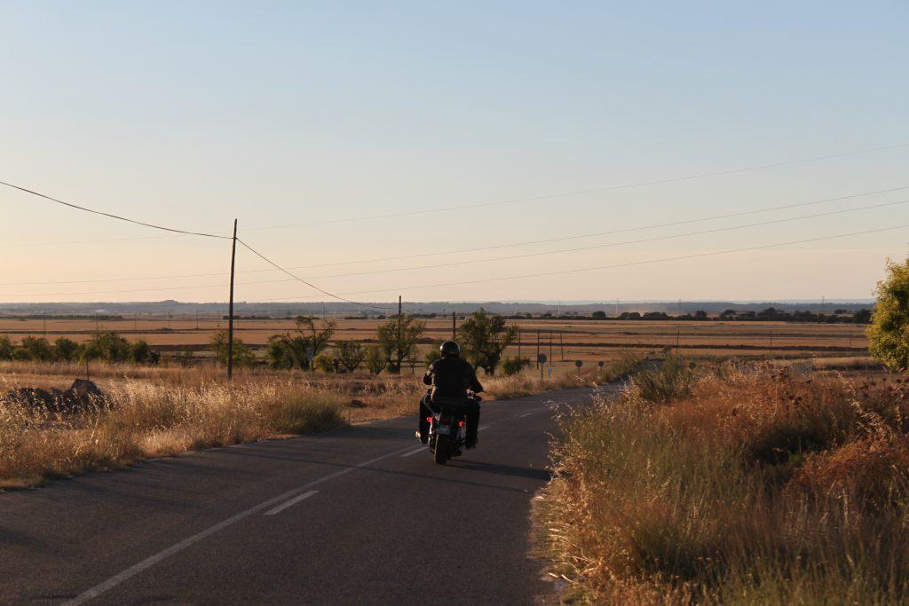 Roadtrip en Espagne, et en moto !