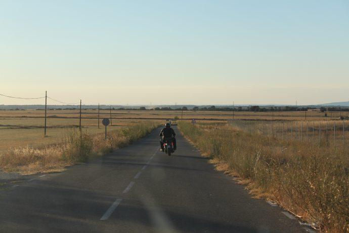 L'Espagne, et ses innombrables lignes droites