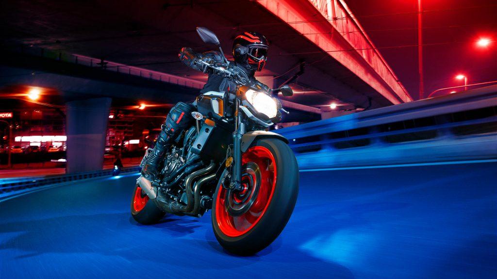 Moto 47 chevaux pour permis A2