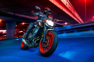 Yamaha MT-07 47 chevaux A2