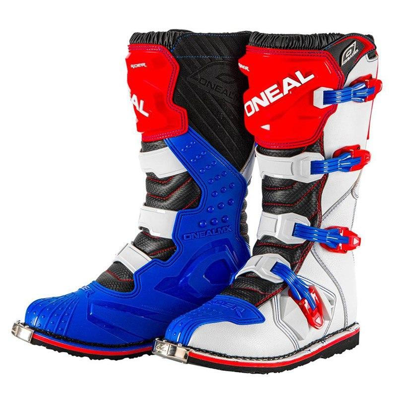 Des bottes cross O'Neal