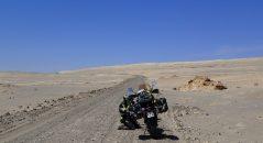Il faut bien connaître la mécanique de sa moto avant de prendre la route aussi longtemps