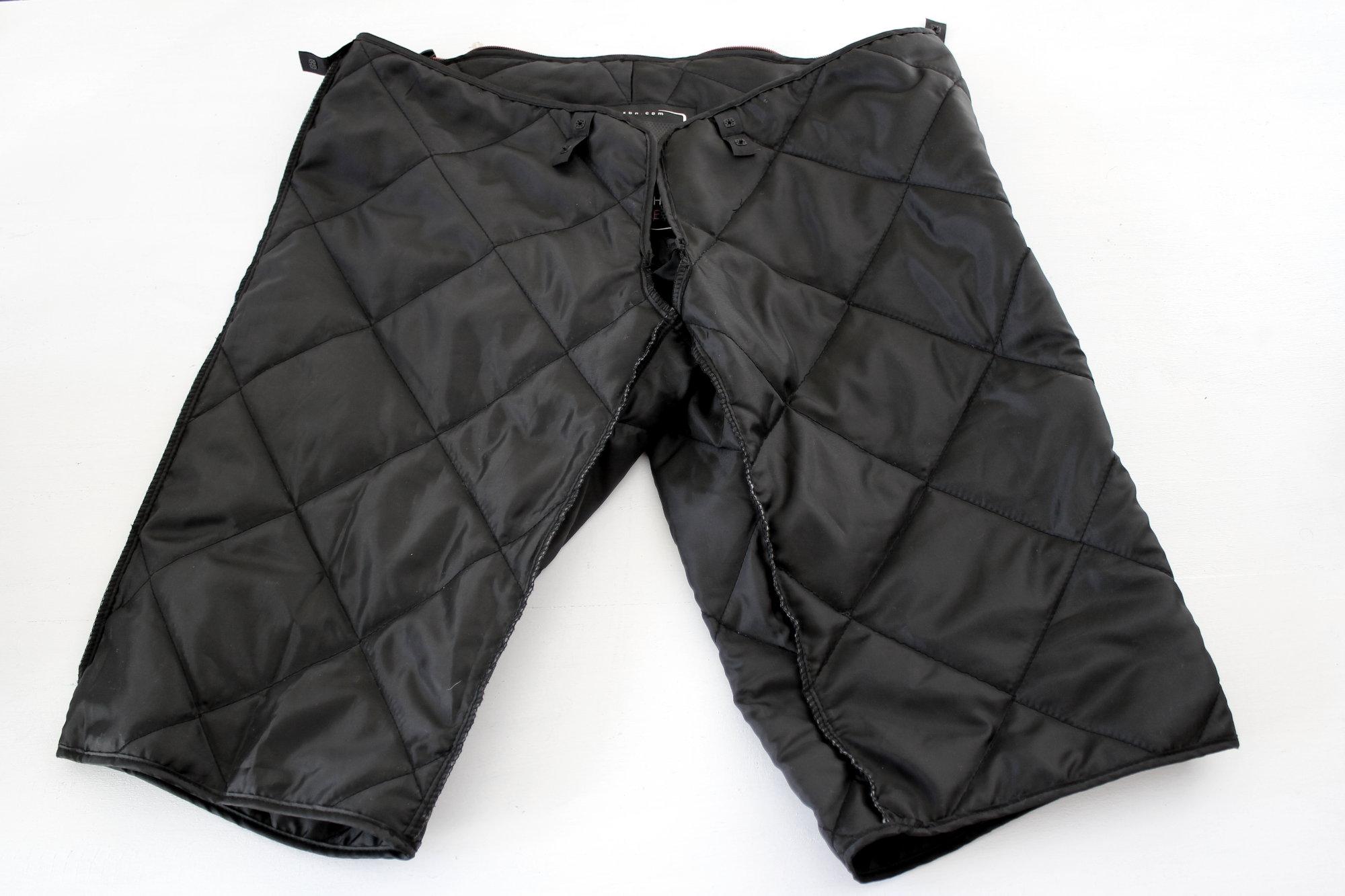Doublure hiver matelassée du pantalon Ixon Crosstour