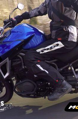 Essai vidéo du pantalon Spidi Thunder par MriMattheus