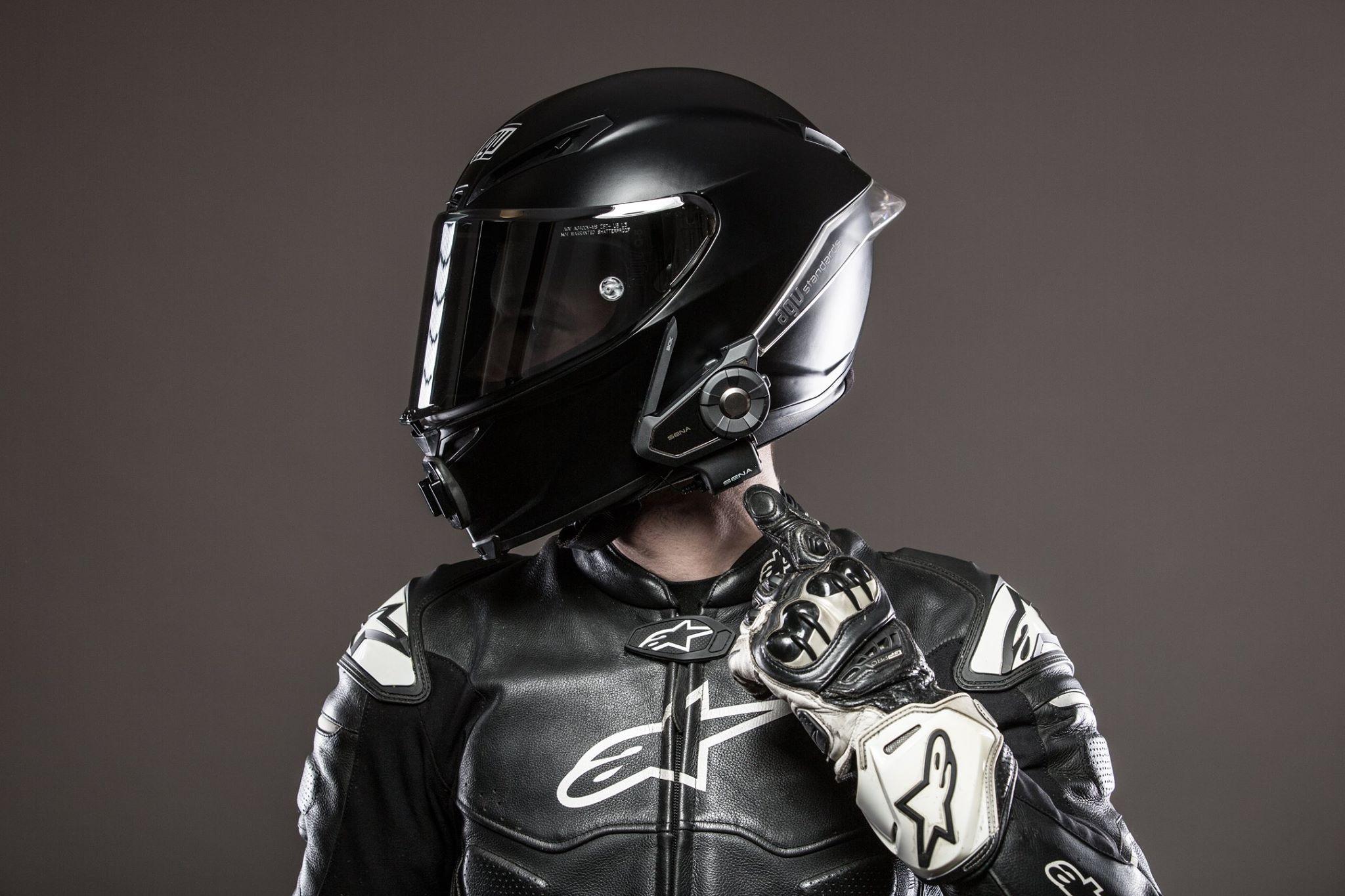 Portée de l'intercom moto