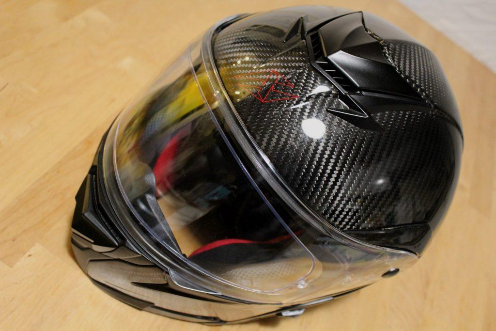 Le casque modulable Dexter Adron Carbon, l'un des nouveauté 2017 de Dexter en carbone