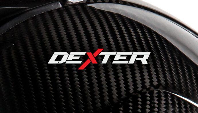 Trois casques en carbone chez Dexter pour 2017