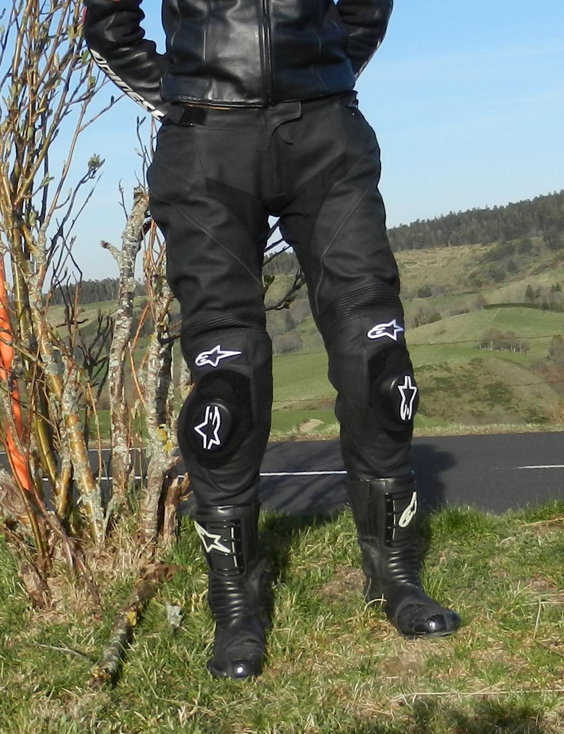 Alpinestars Stella Missile Un Pantalon Moto Pour Aller Vite