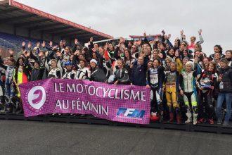 Évènements moto féminins 2017