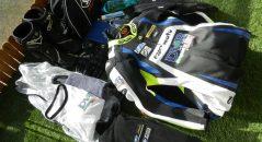 Équiments sac ProV Cargo
