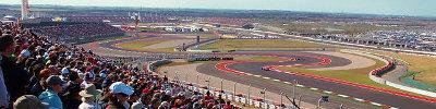 Circuit des Amériques, Austin, États-Unis