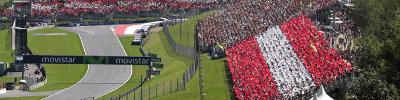 Circuit de Spielberg, Autriche