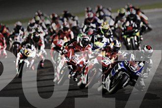 Calendrier courses MotoGP 2017