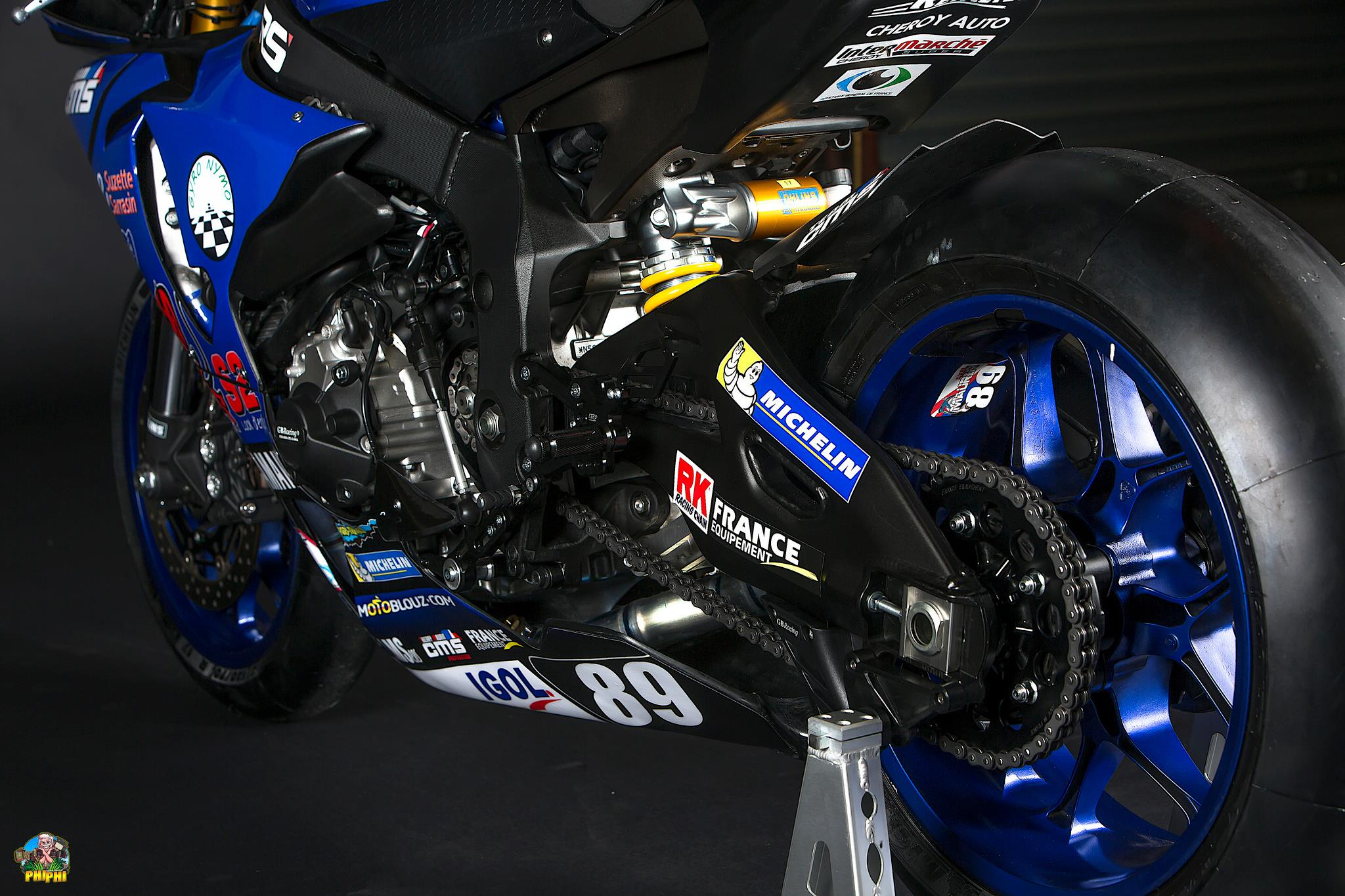 kit chaîne racing superbike
