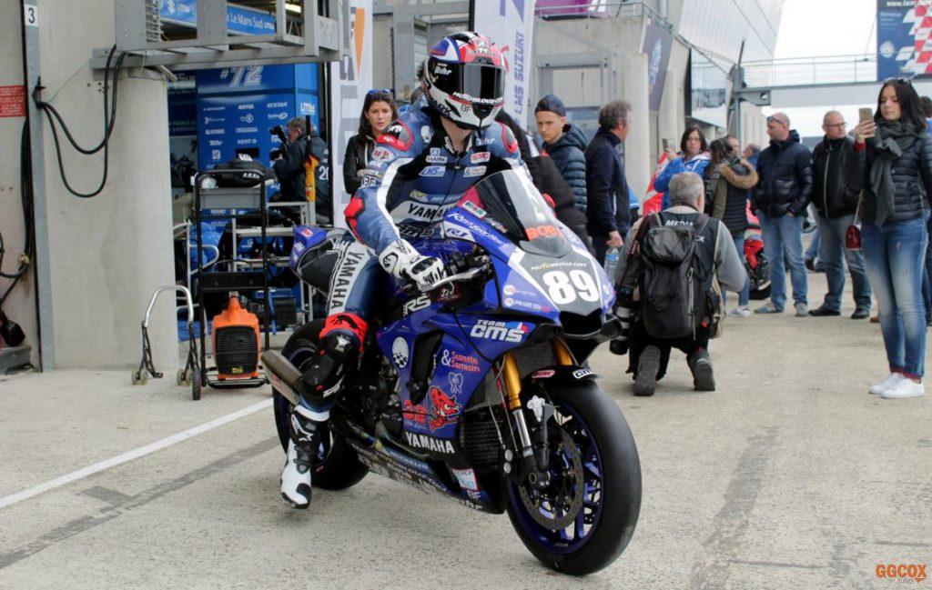 Régler correctement une moto de Superbike demande une grande expérience de la machine et du pilotage