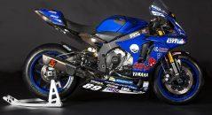 Yamaha R1 2017 Superbike