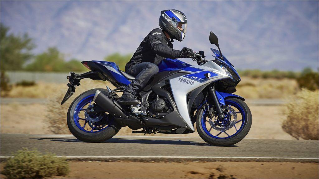 La Yamaha R3, une moto A2 parfaite pour le jeune permis !