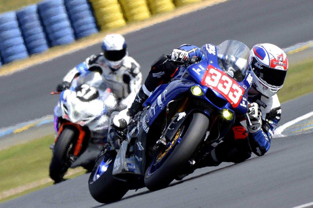 La Yamaha du Team Viltaïs Expériences termine neuvième au général, et troisième en catégorie Superstock !