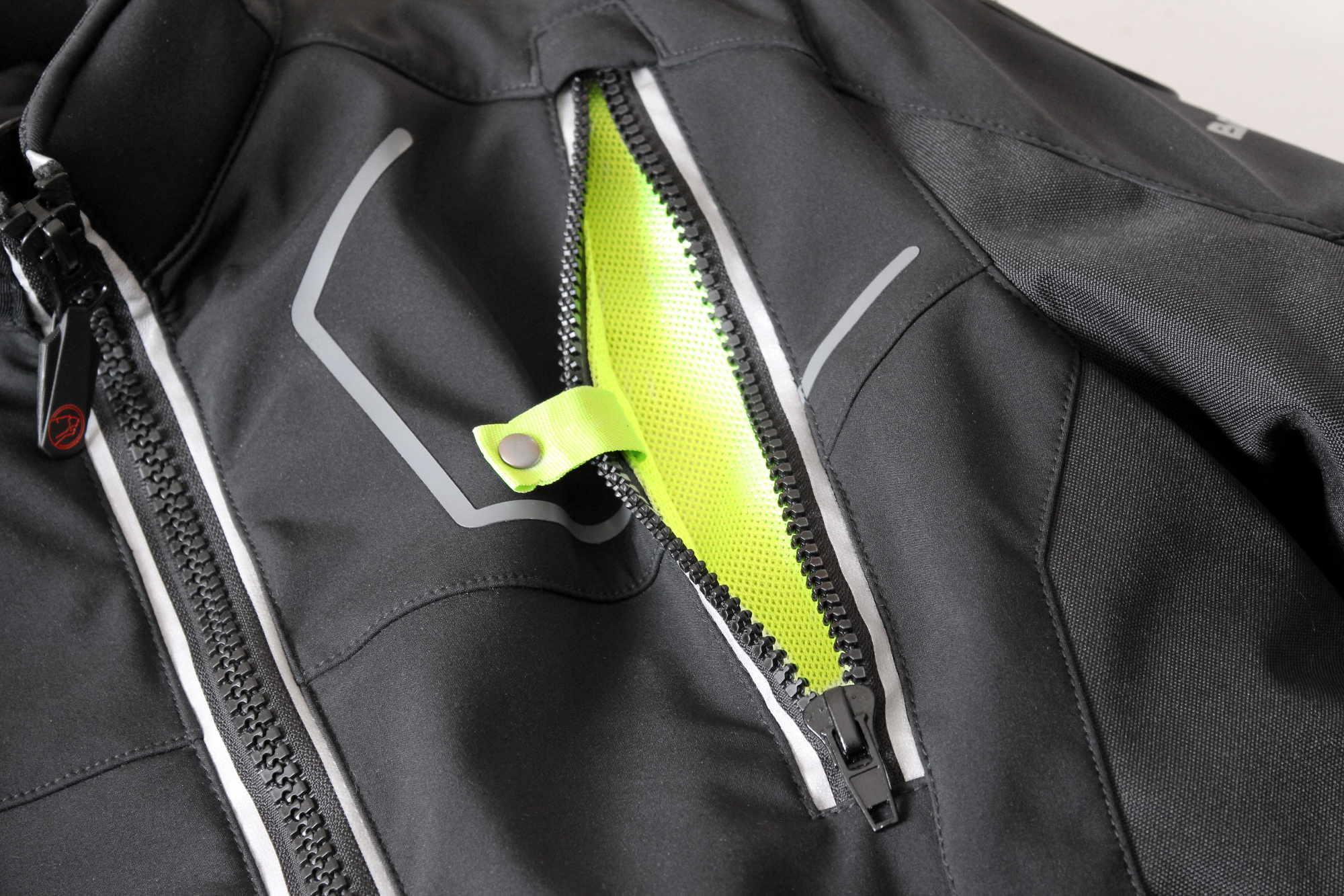 Zip ventilation Bering Tracer