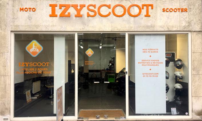Boutique IZYSCOOT