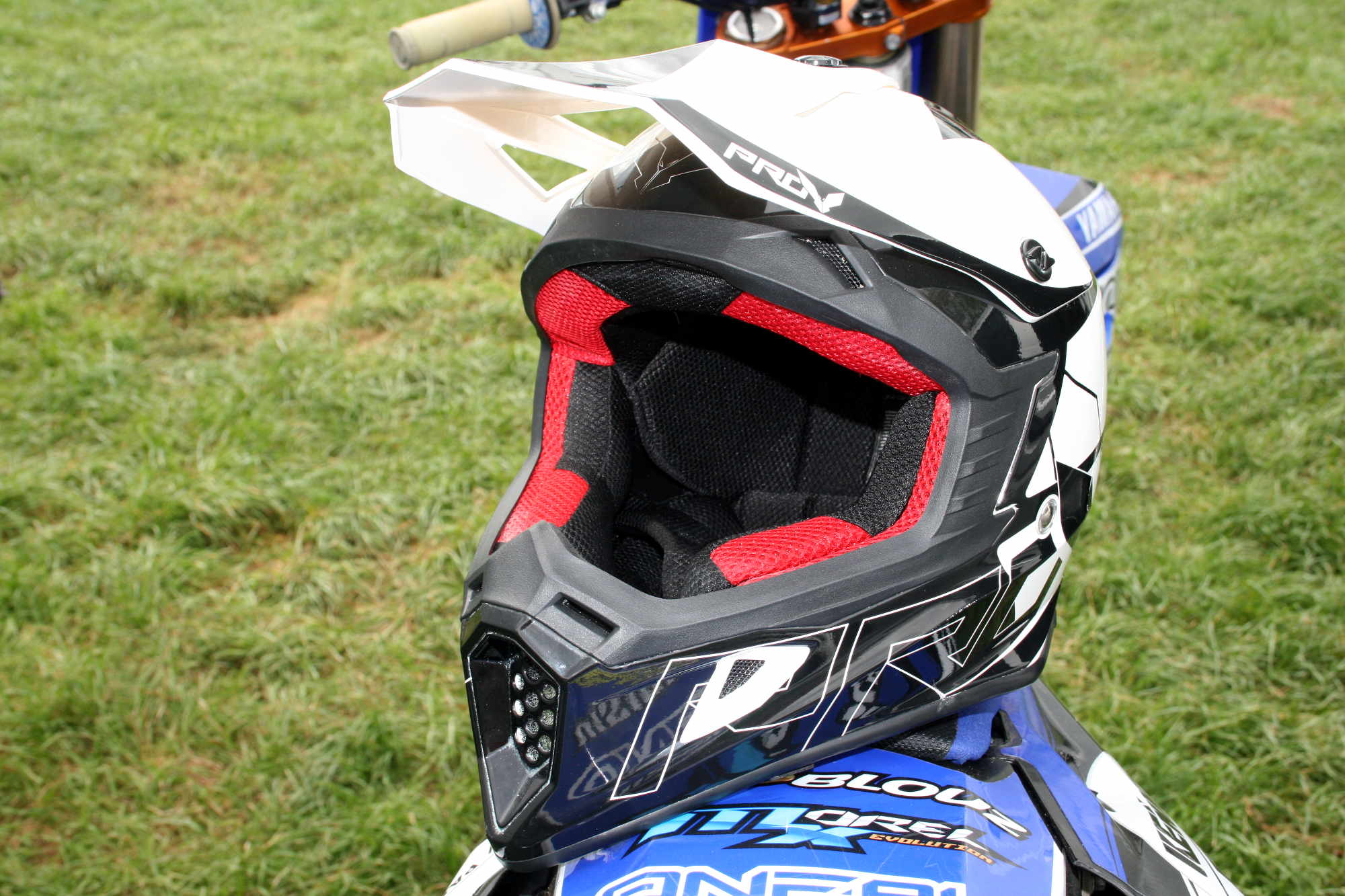 Casque cross Prov Skud