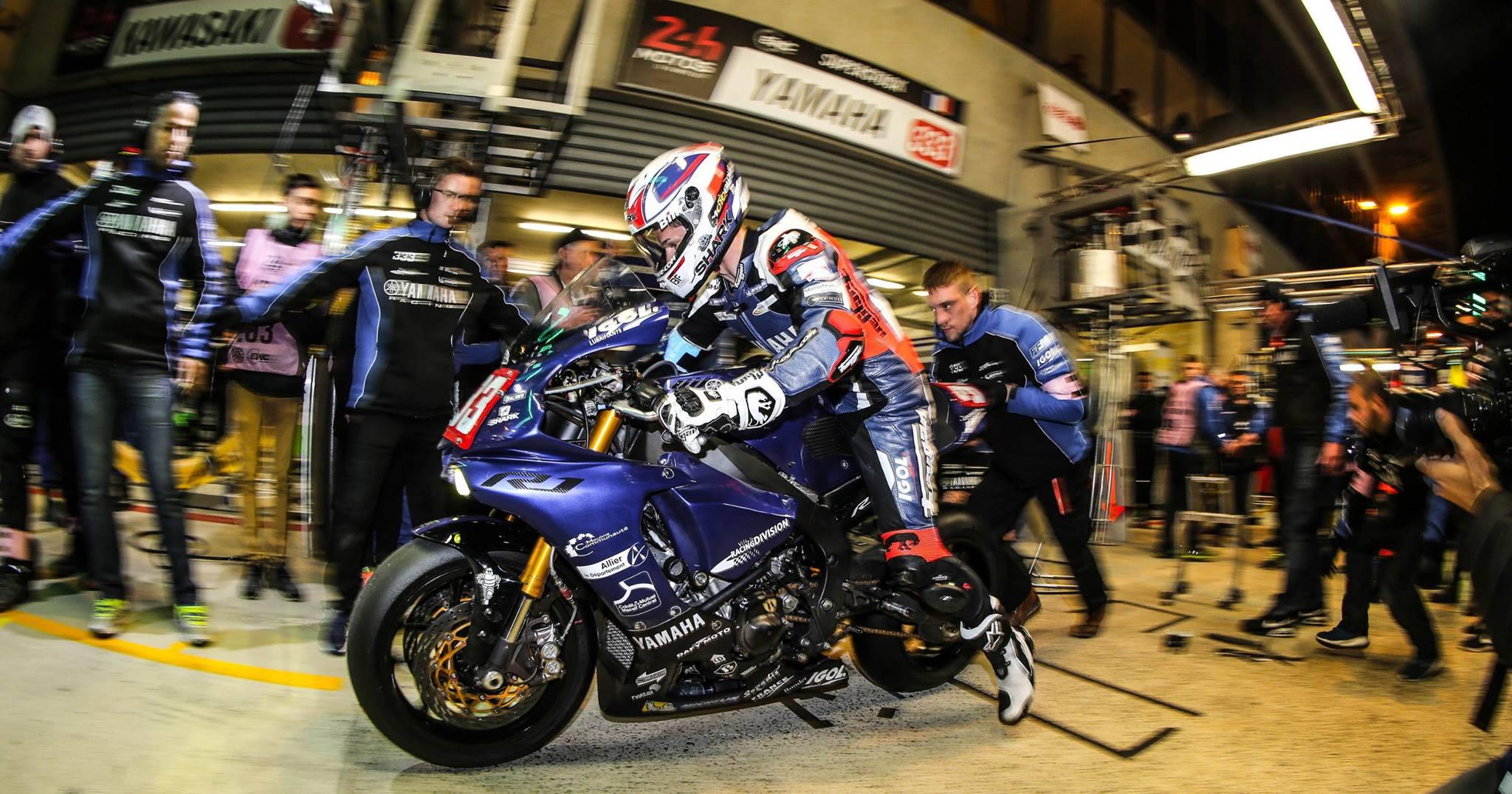 Relais 24H du Mans moto