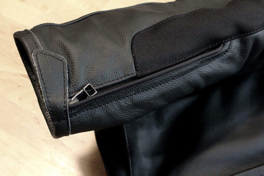 réglage du poignet par velcro