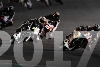 Calendrier courses Moto2 2017