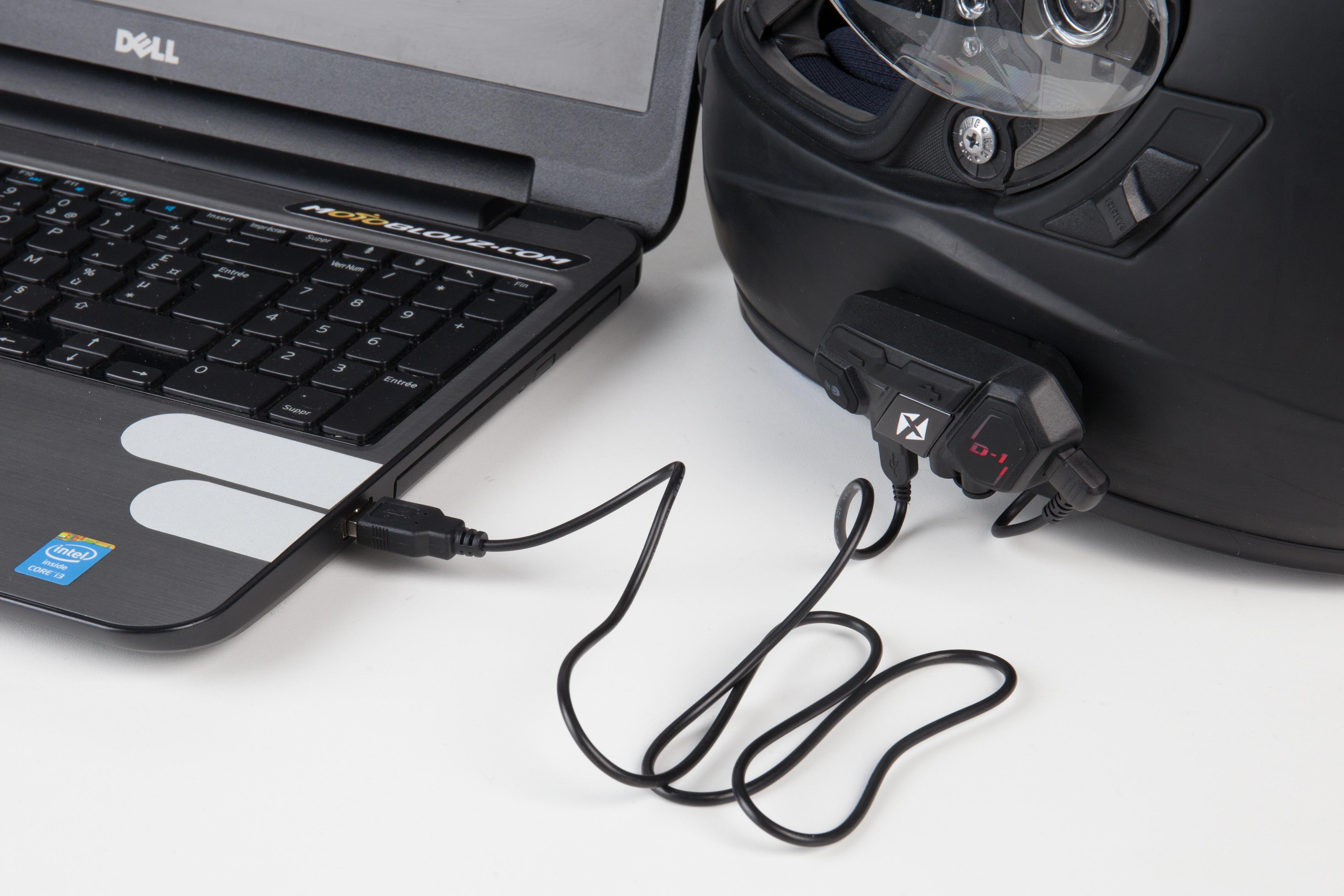 Câble USB kit intercom