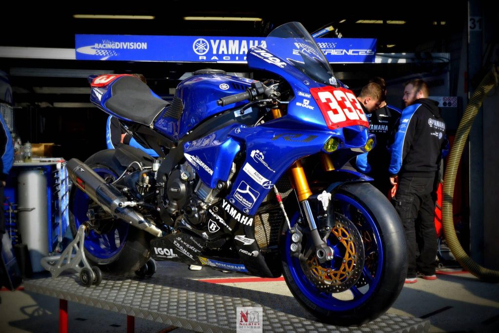 La Yamaha R1 Viltaïs Racing 2017
