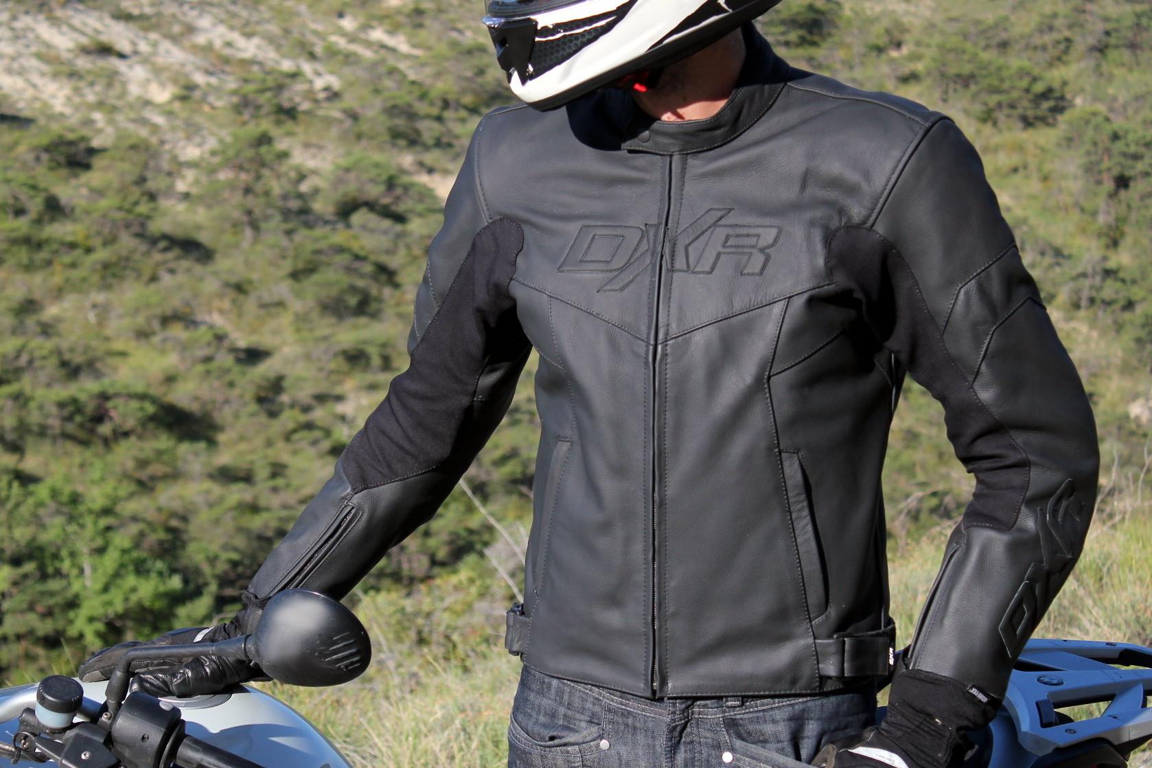 dxr skybolt un blouson moto pour renouer avec les plaisirs du cuir. Black Bedroom Furniture Sets. Home Design Ideas
