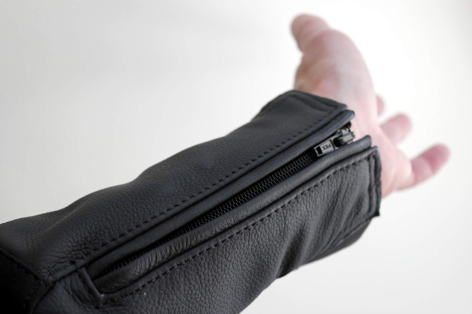 Zip serrage poignet Skybolt