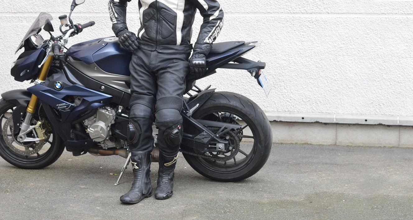 Pantalon moto débutant