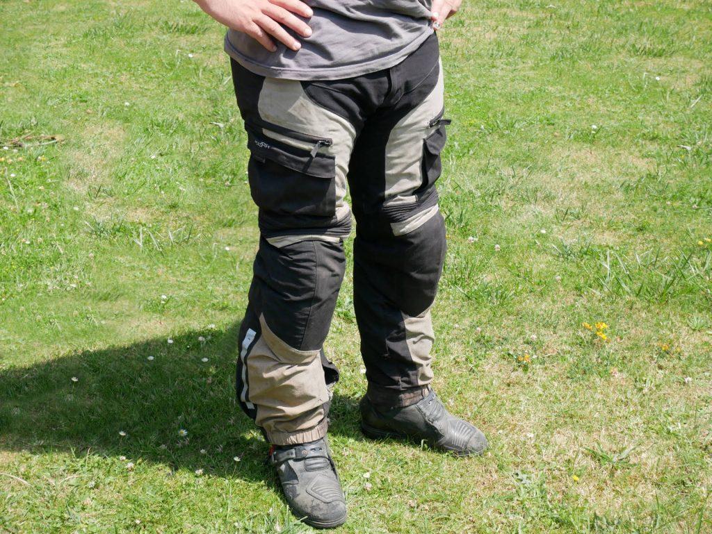 Le pantalon Spidi 4Season après un tour d'Amérique Latine