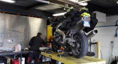Garage pneu moto metzeler