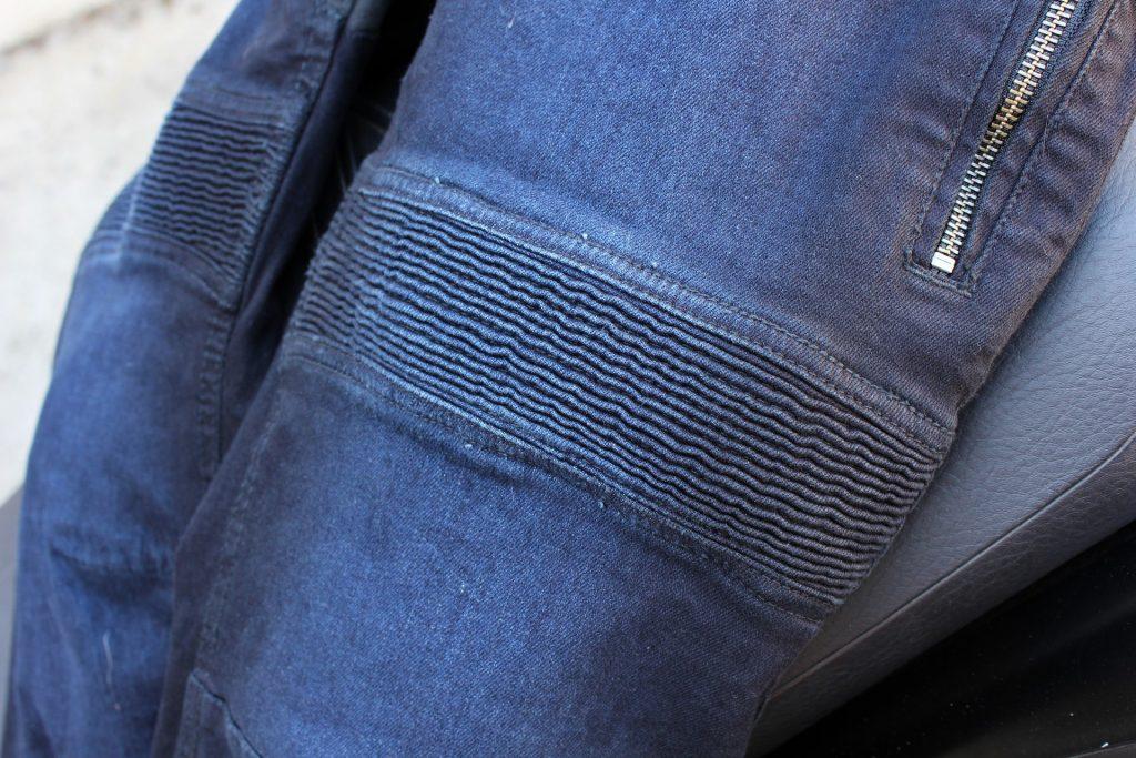 Soufflet d'aisance au dessus du genou – Jean DXR Boost