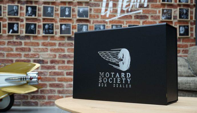 Coffret Motard Society