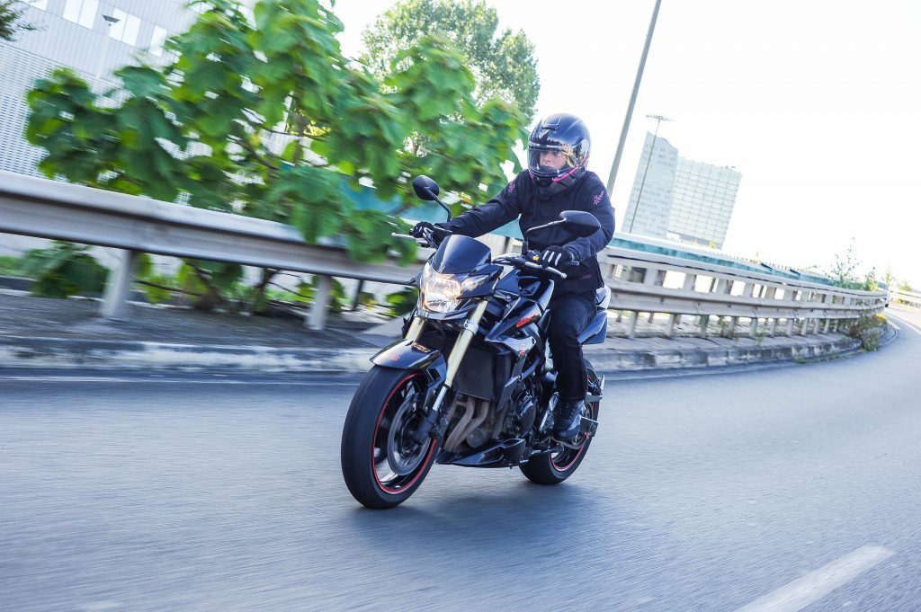 rouler intercom casque moto