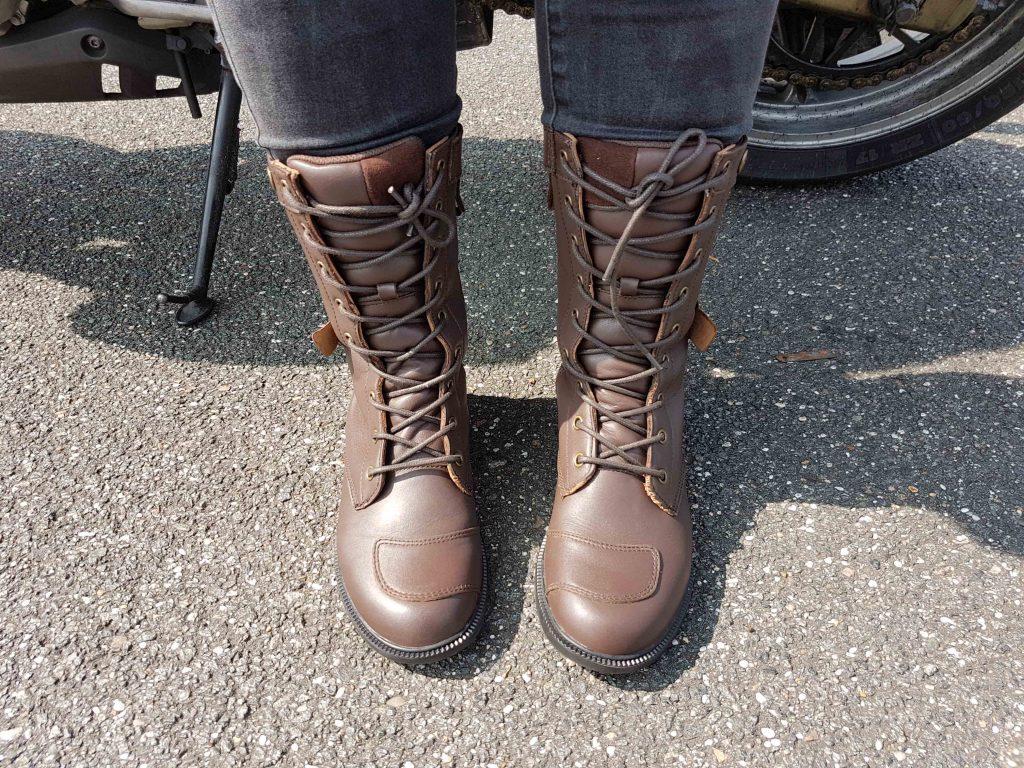 Un look de chasseresse avec les bottes DXR Nazka