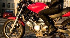 Bottes moto Gaerne black rose Goretex