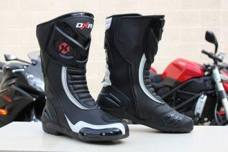 bottes DXR Code sport racing