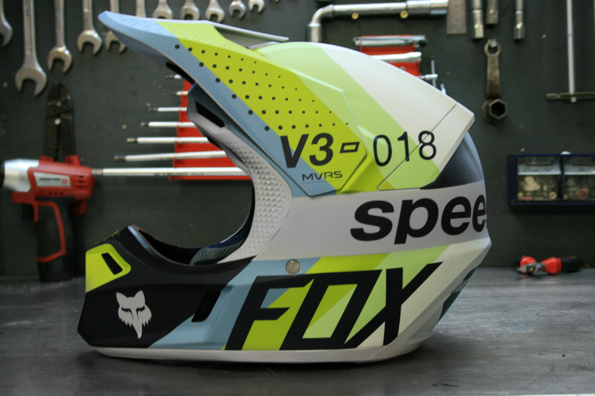 Casque Fox V3 2018