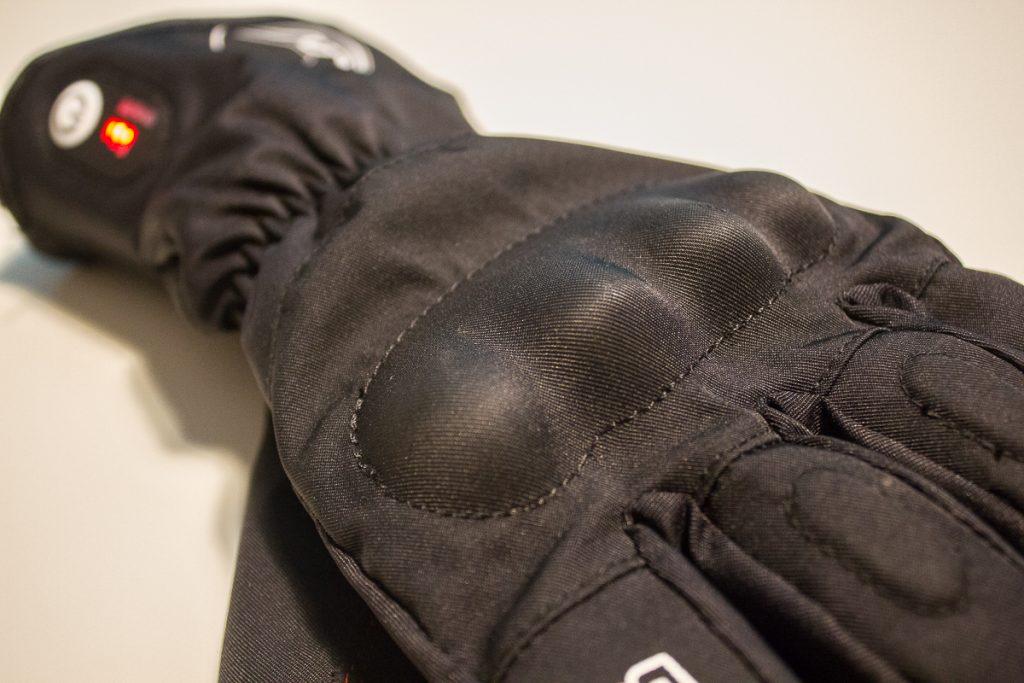 Coque protection phalange gants Bering Vesuvio