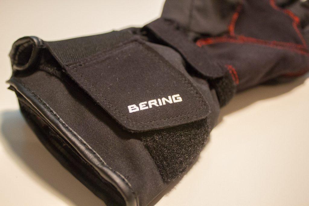 La manchette des gants Bering Vesuvio